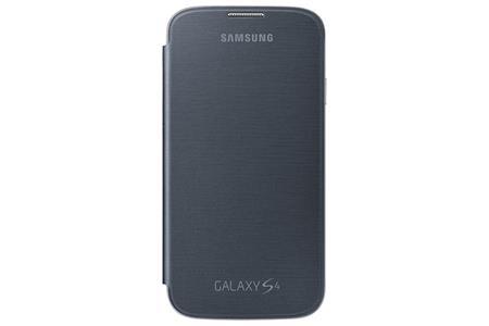 Samsung flipové pouzdro EF-FI950BB pro S4, Black