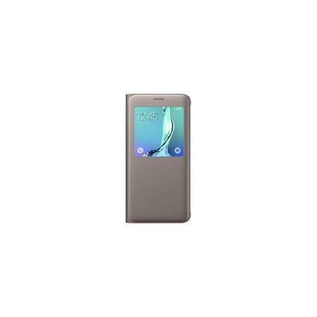 Pouzdro Samsung EF-CG928PF, zlaté; EF-CG928PFEGWW