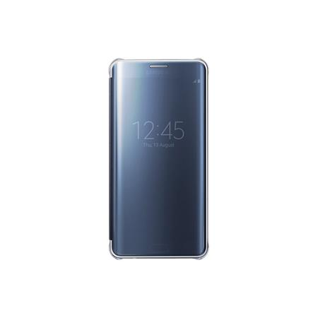 Samsung Flipové pouzdro Clear View S6 Edge+ BlueBlack