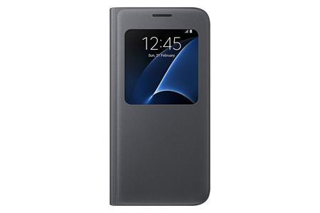 Samsung S View Cover pro S7 (G930); EF-CG930PBEGWW