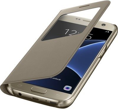 Samsung S View Cover pro S7 (G930); EF-CG930PFEGWW