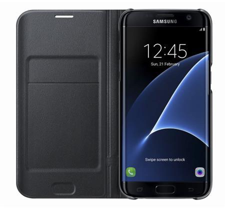 Pouzdro Samsung EF-NG935PB, černé; EF-NG935PBEGWW