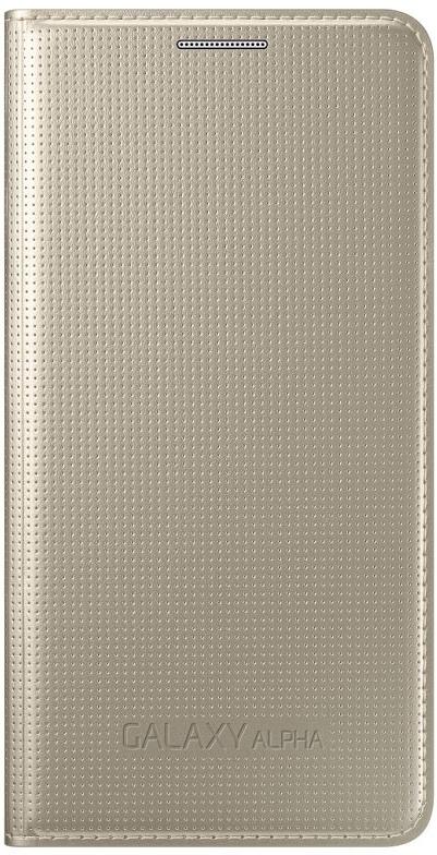 Pouzdro Samsung EF-FG850BF, zlaté