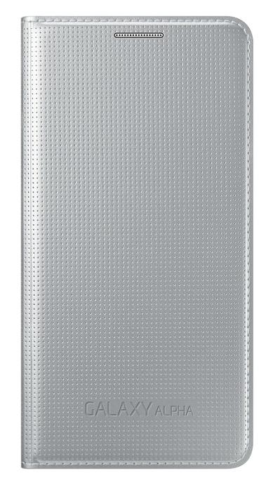 Pouzdro Samsung EF-FG850BS, stříbrné