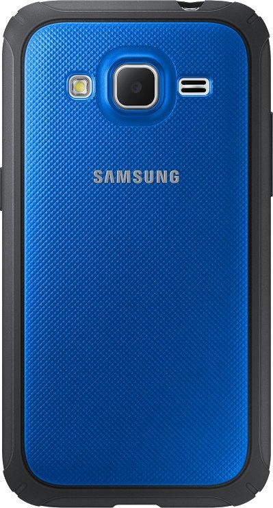 Samsung ochranný kryt EF-PG360B pro Samsung Galaxy Core Prime (SM-G360), modrá