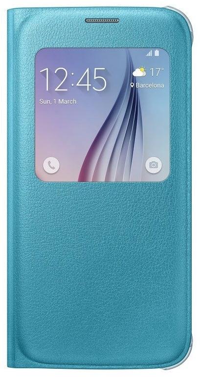 Pouzdro Samsung EF-CG920P, modré; EF-CG920PLEGWW