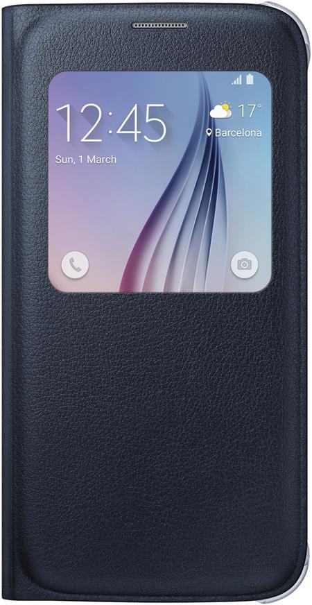Pouzdro Samsung EF-CG920P, černé; EF-CG920PBEGWW