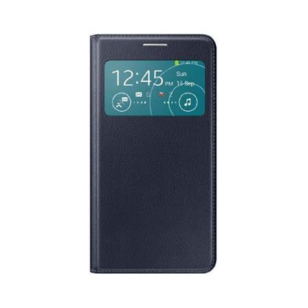 Samsung flip. pouzdro S-view pro S3 Neo modrá