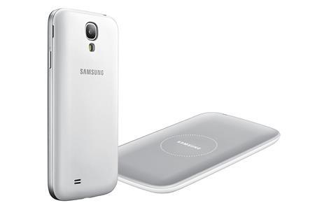 Samsung sada pro bezdrátové nabíjení pro S4; EP-WI950EWEGWW