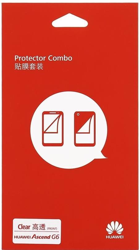 Huawei ochranná folie pro Y550