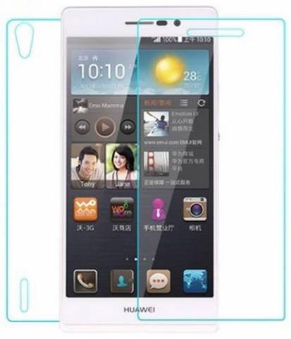 Huawei ochranná folie přední-zadní pro P7; 6901443007646