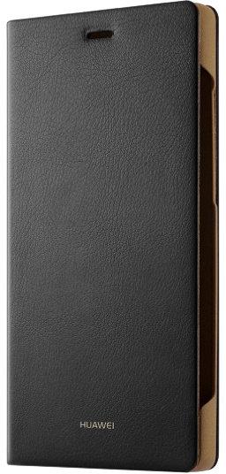 Huawei pouzdro Original Folio pro P8, Black