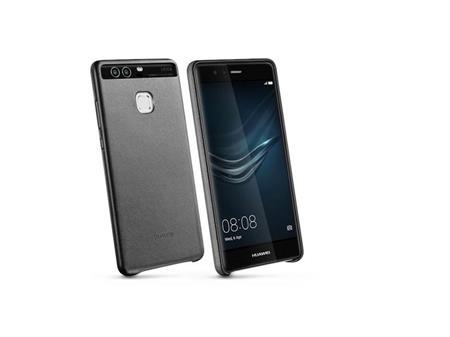 Huawei Kožené pouzdro pro P9 Black