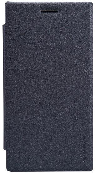 Nillkin Sparkle Folio Pouzdro Black pro Nokia Lumia 950 XL; 8595642211638
