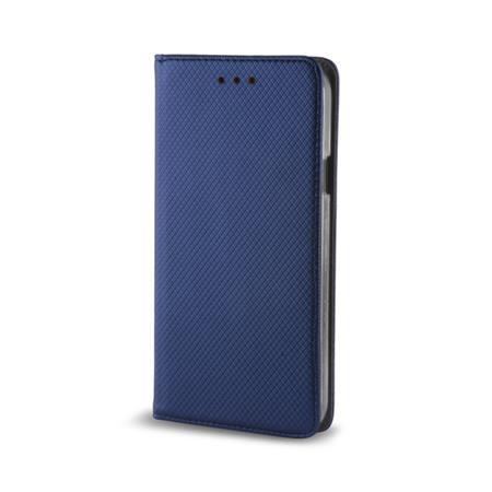 Pouzdro s magnetem Huawei Honor 4x dark blue