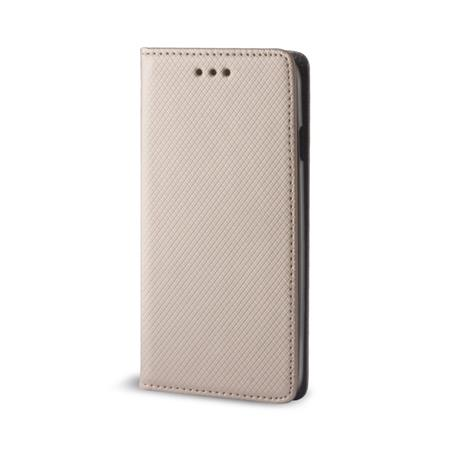 Pouzdro s magnetem Huawei Y5C/Y541/Honor Bee gold