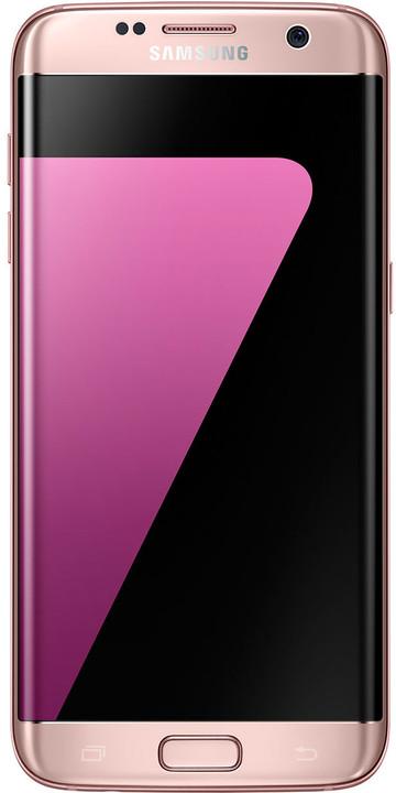 Samsung Galaxy S7 Edge Pink (G935); SM-G935FEDAETL