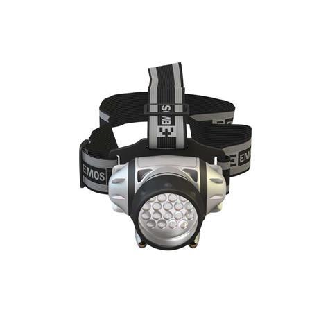 EMOS Čelovka na 3x AAA, 20x LED *P3509; 1441063100