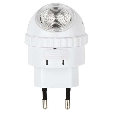 EMOS Noční světlo do zásuvky 230V, 1x LED 0,5W *P3301; 1456000010