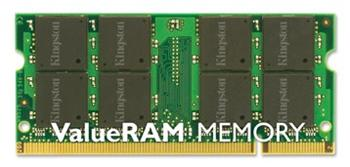 Kingston SO-DIMM 2GB DDR2-667MHz CL5