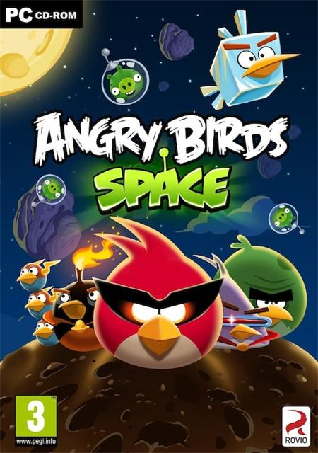PC Angry Birds: Space; 5031366019608