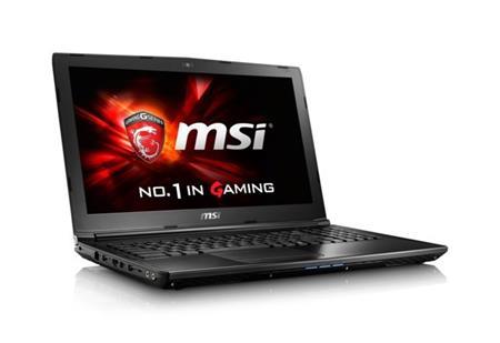 MSI GL62 6QD-035XCZ - Notebook; GL62 6QD-035XCZ