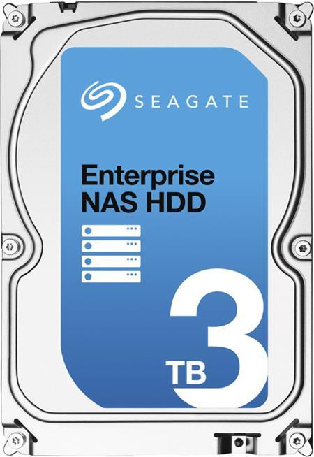 Seagate Enterprise NAS HDD, (ST3000VN0001)
