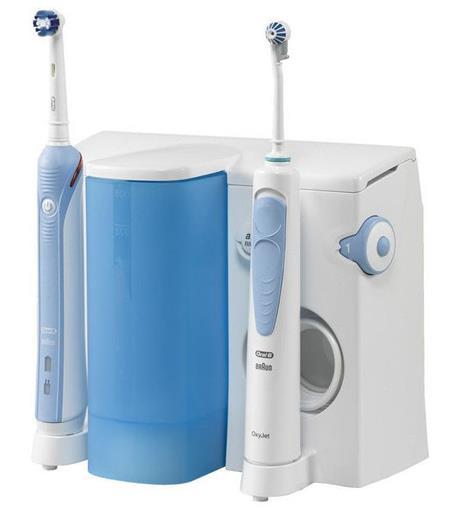 Braun Oral-B Oxyjet + 3000 OC20 - zubní centrum; OC20