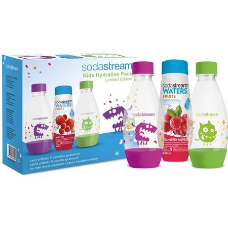 Sodastream Dětský set 2 lahve Příšerky + sirup SODA; 42002136
