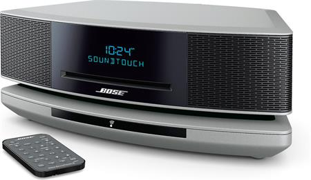 Bose Wave SoundTouch Music System IV stříbrný