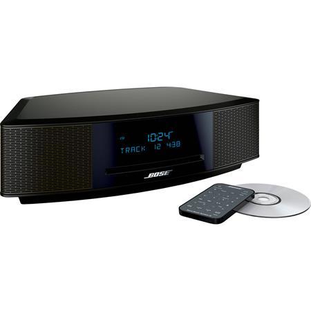 Bose Wave® music system IV černý; B 737251-2700