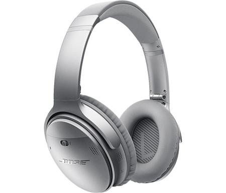 BOSE QuietComfort® 35 wireless stříbrná