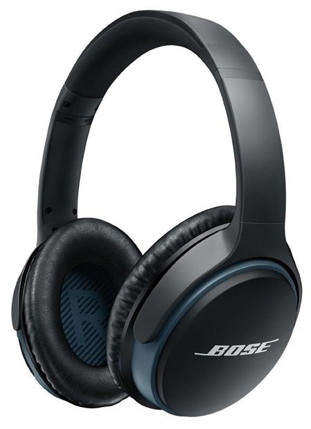 Bose® SoundLink® around-ear wireless II černá; B 741158-0010B