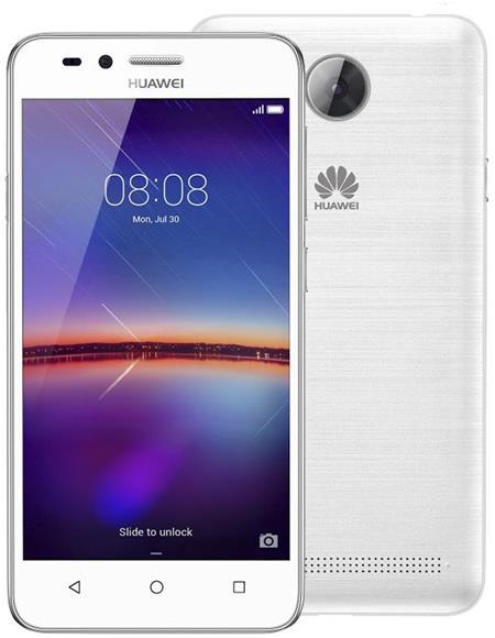 HUAWEI Y3 II Dual SIM White 8GB; SP-Y3IIDSWOM