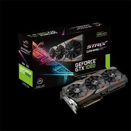 ASUS STRIX-GTX1080-8G-GAMING; 90YV09M1-M0NM00