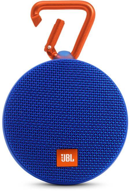 JBL Clip 2 modrý; CLIP2BLU