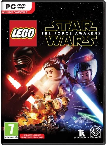 PC LEGO Star Wars: The Force Awakens; 5908305212447
