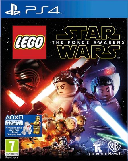 PS4 LEGO Star Wars: The Force Awakens; 5051892199056