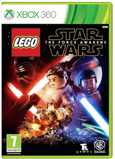 X360 LEGO STAR WARS: THE FORCE AWAKENS; 5051892199476