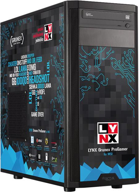 LYNX Grunex ProGamer