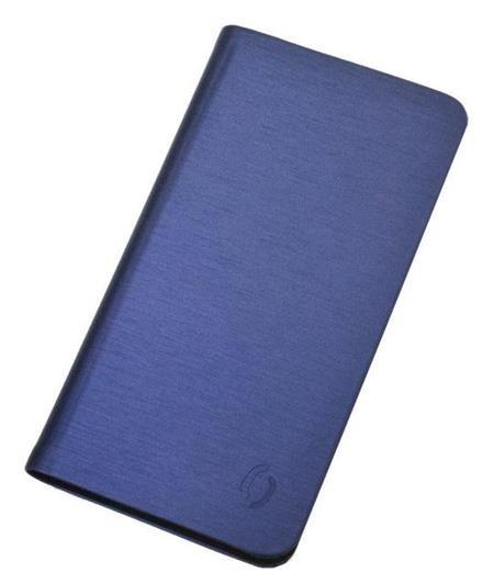 "Aligátor Pouzdro BOOK STEEL velikost XL (5""- 5,5"") blue"