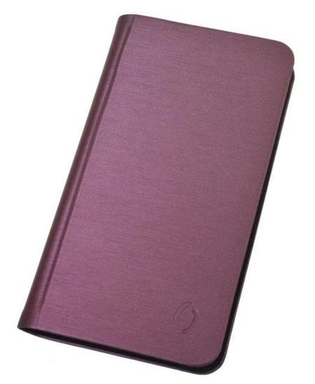 "Aligátor Pouzdro BOOK STEEL velikost XL (5""- 5,5"") red; PBOSTEXLRD"