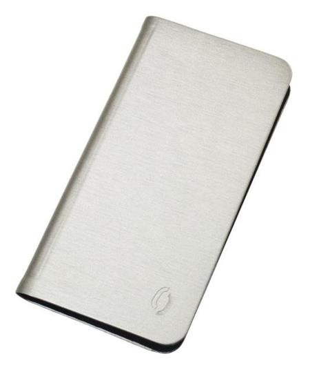 "Aligátor Pouzdro BOOK STEEL velikost XL (5""- 5,5"") champagne; PBOSTEXLCH"