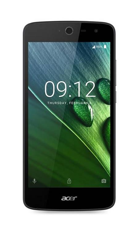 Acer Liquid Zest LTE, černý