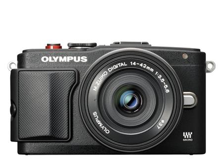 Olympus PEN E-PL6 + 14-42mm II R Black; V205051BE000
