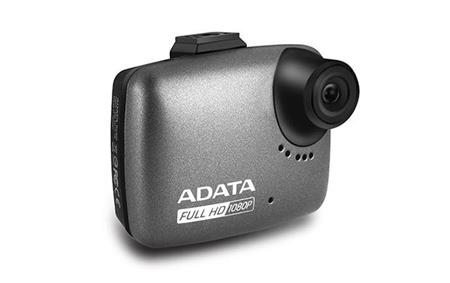 ADATA kamera do auta RC300, USB 2.0 Full HD + 16GB microSD; ARC300-16G-CGY