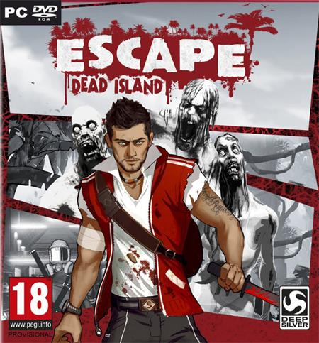 PC Escape Dead Island; 5908305209492