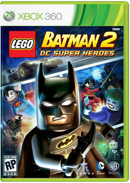 X360 Lego Batman 2: DC Super Heroes
