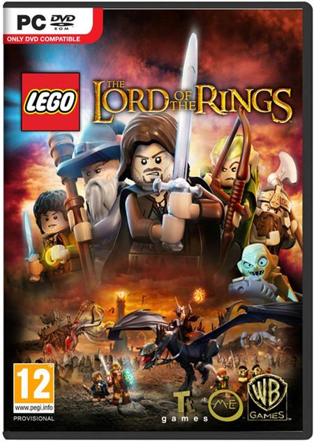 PC LEGO The Lord of the Ring; 5908305204534