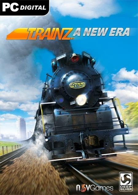 PC Trainz: A New Era; 8595071033399